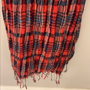 Accessories - NWOT - Plaid Scarf